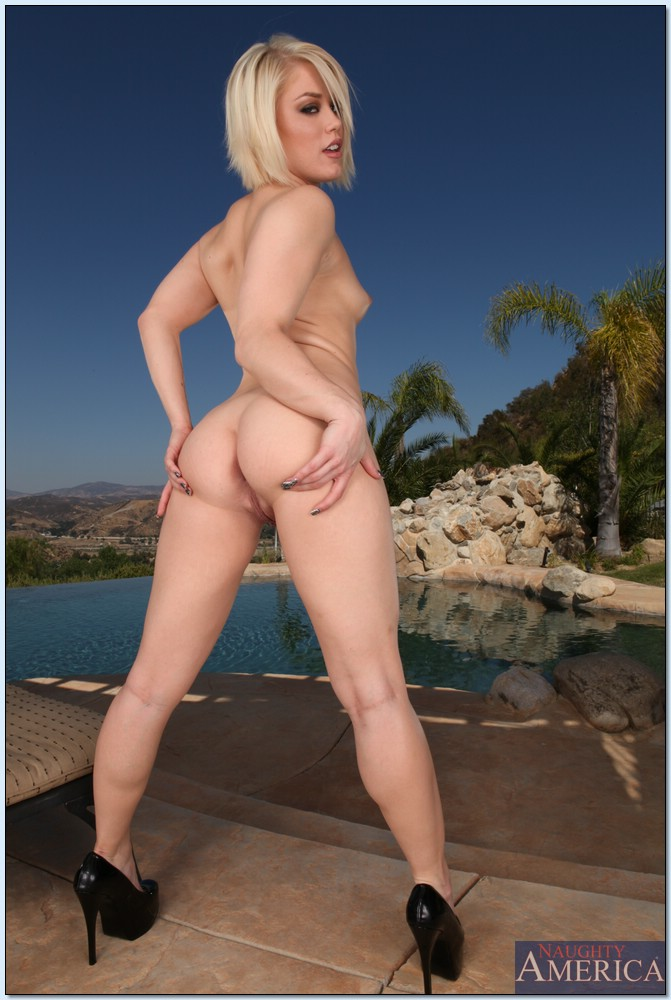 ass ash photo hollywood nude