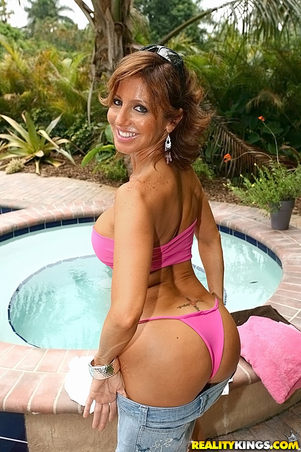 Ass holiday mature tara