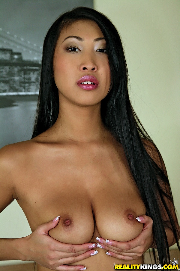 titts party Asian