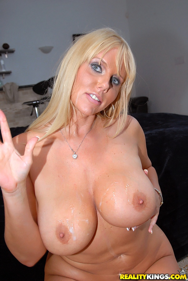 Busty milf karen fisher good