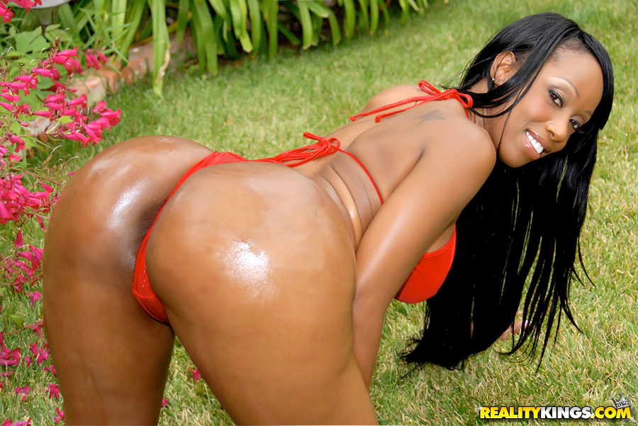 Hot Black Girl Strip