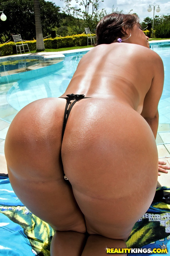 Big ass brazilian milf