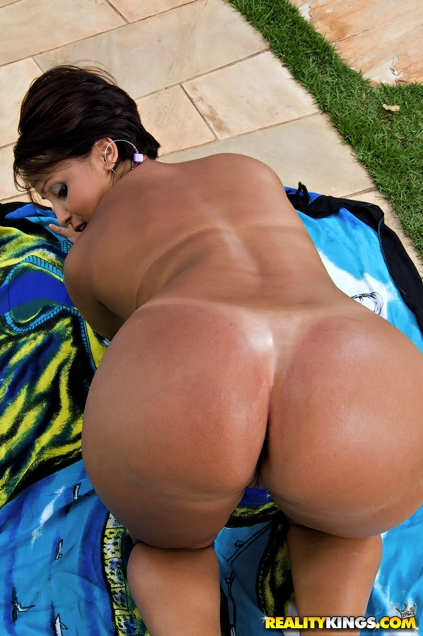 Milf brazilian ass