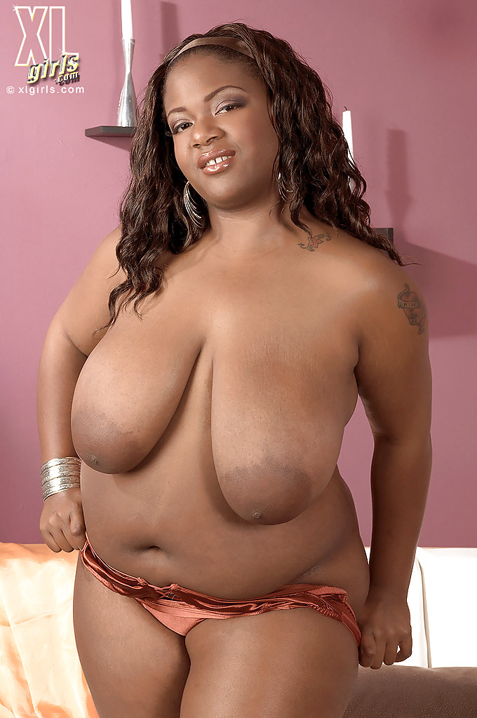 Chubby black girls wit big tits
