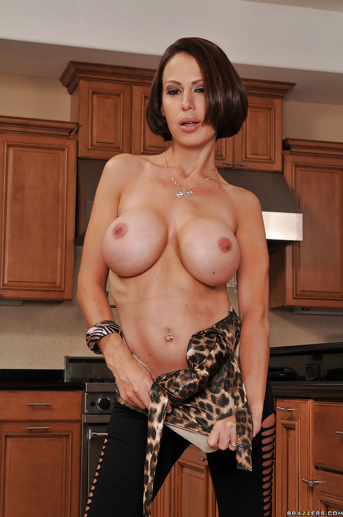 Hot and horny milf