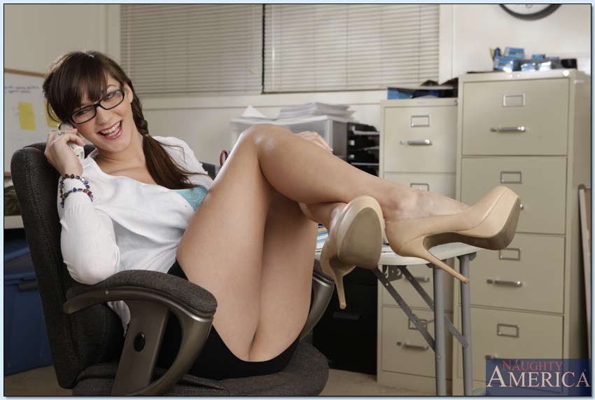 office america michaels Holly naughty