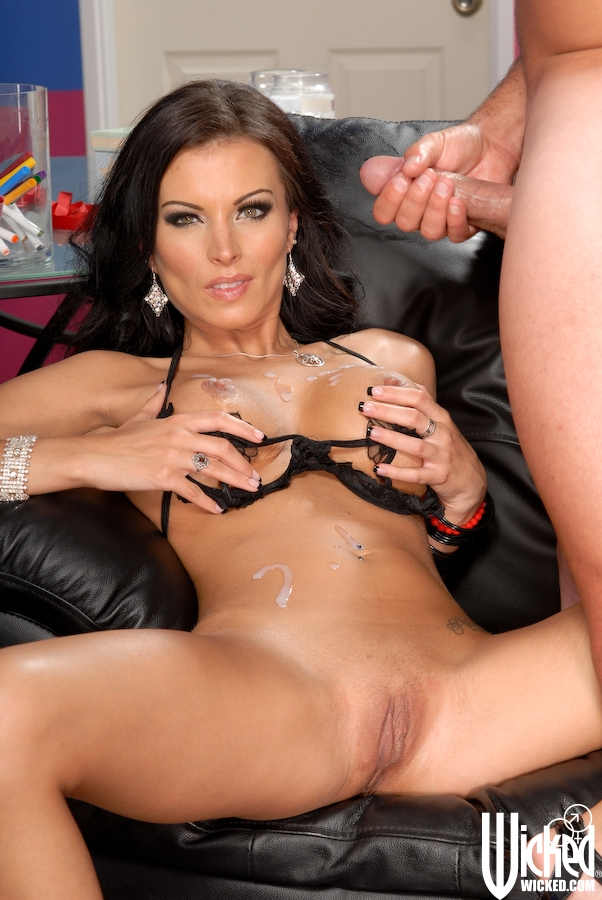 image Bailey brooks gets a hard dick