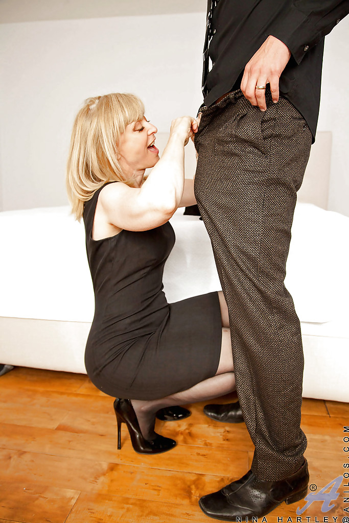 Nina hartley pichunter