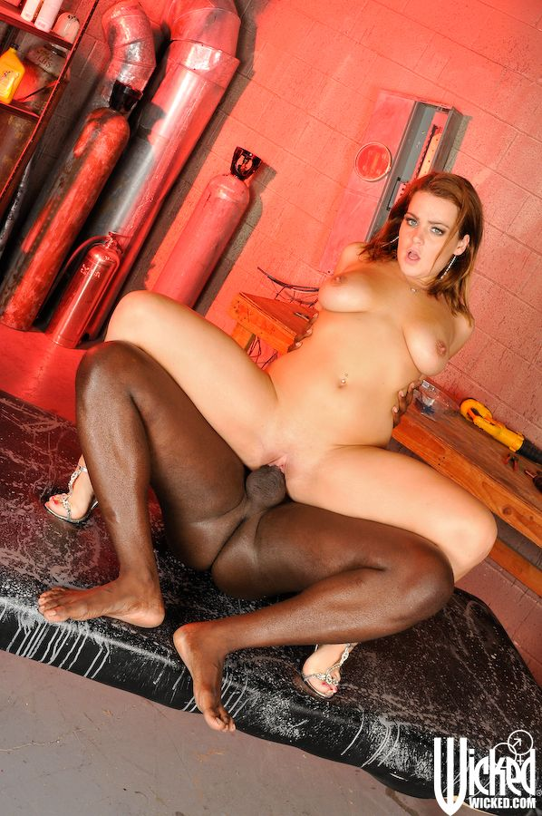 Natasha nice interracial