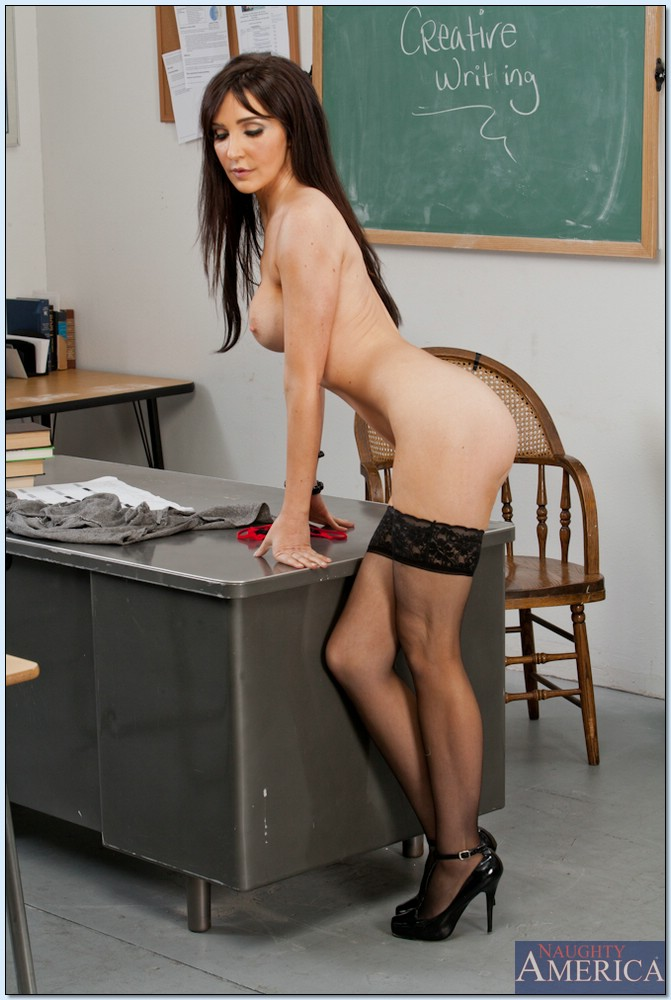 hot naked teachers