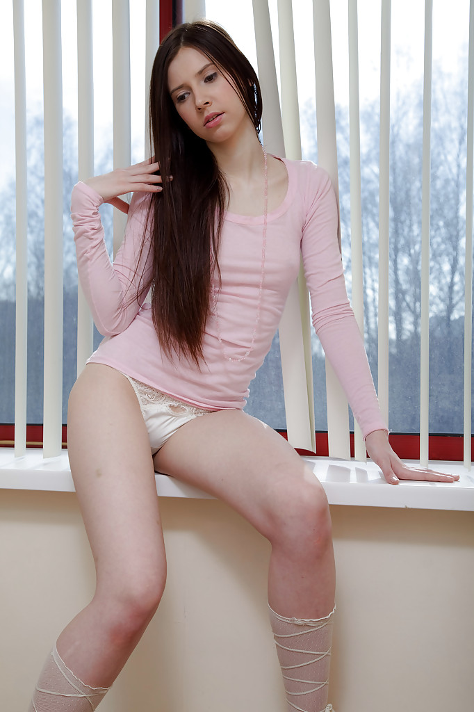Opinion the Petite teen porno in sock good when