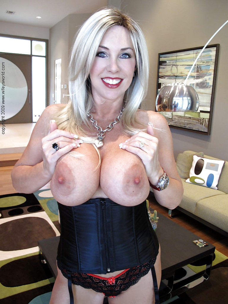 Big boob matures latex