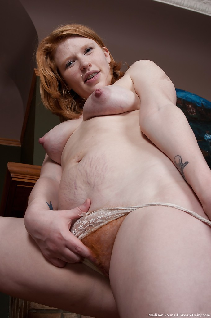 fat hairy bitch naked