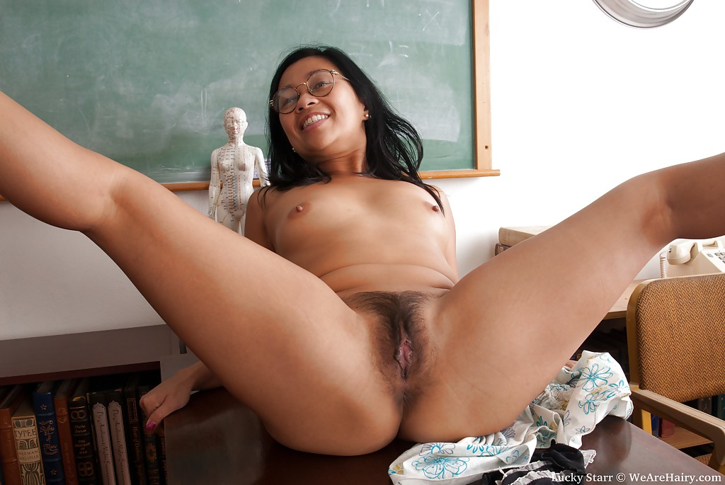 Lucky starr asian can
