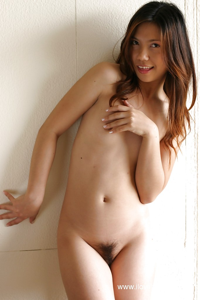 Cute asian girl ass nude
