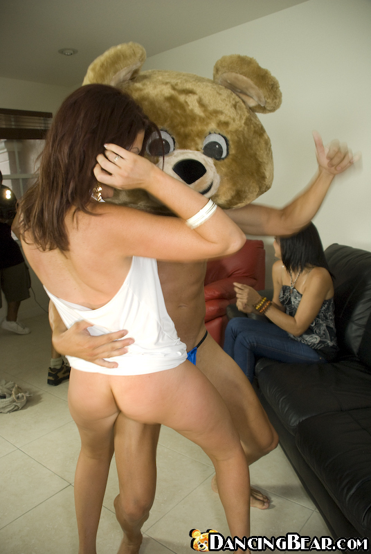 Images of slutty girls and dancing bear think