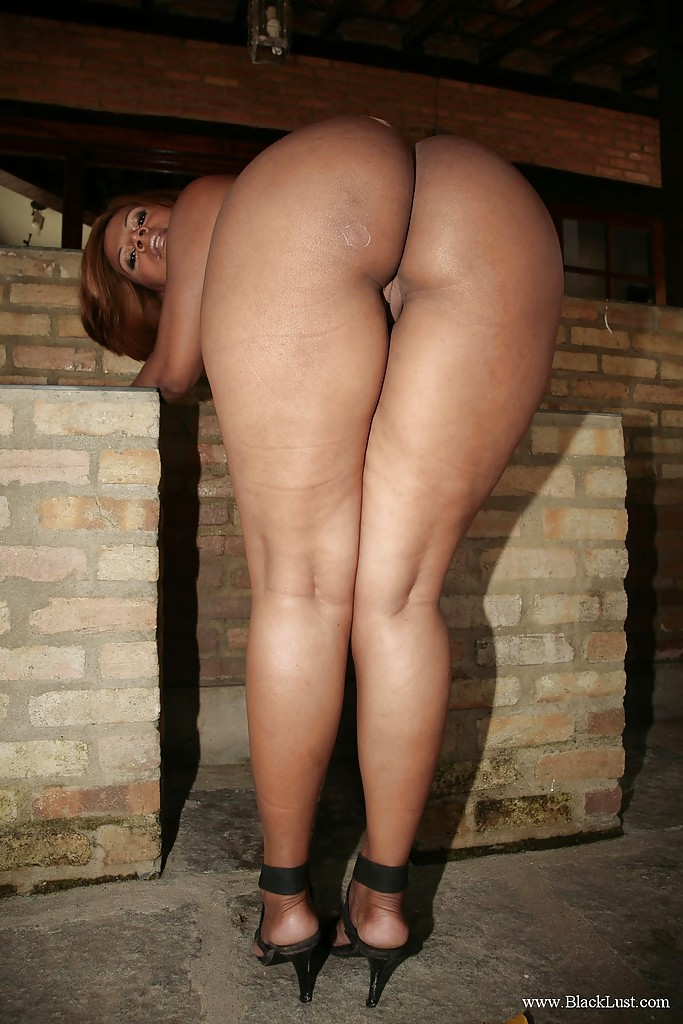 Milf with large booty
