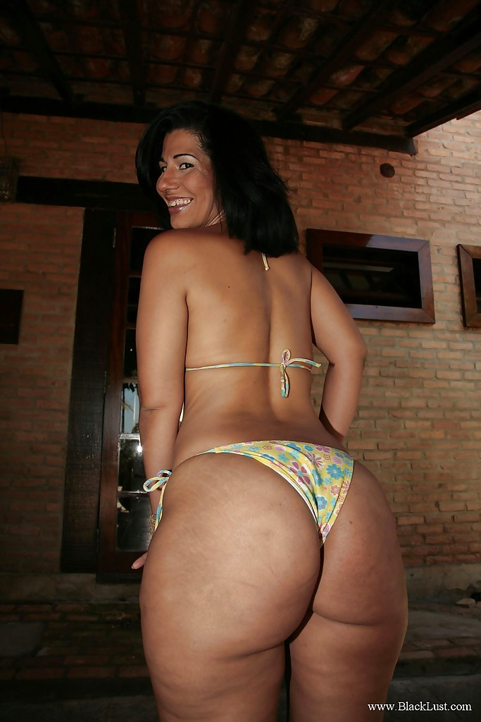 Big ass brazilian milf rosa