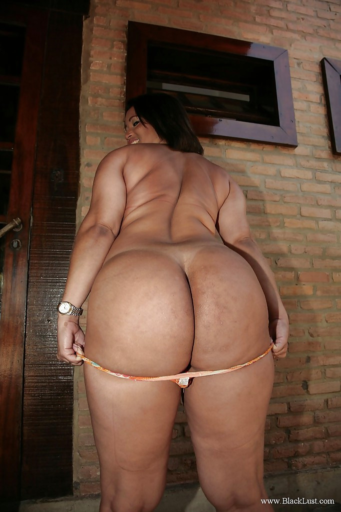 Opinion mature big thong milf