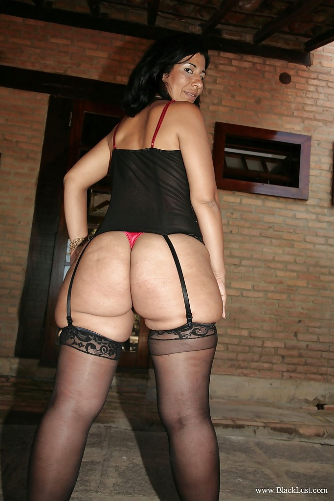 from Bruce pantyhose big ass mexicanas