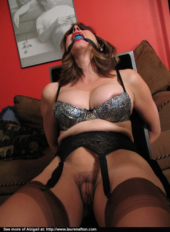 Black stockings sex tits milf