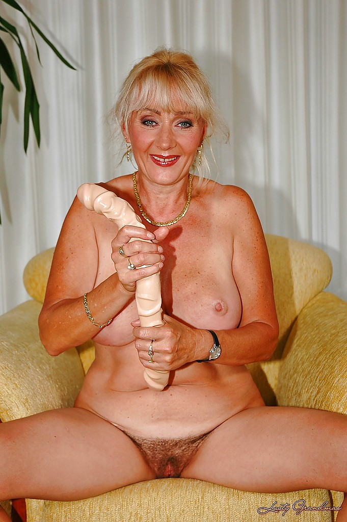 Are women nude big toys