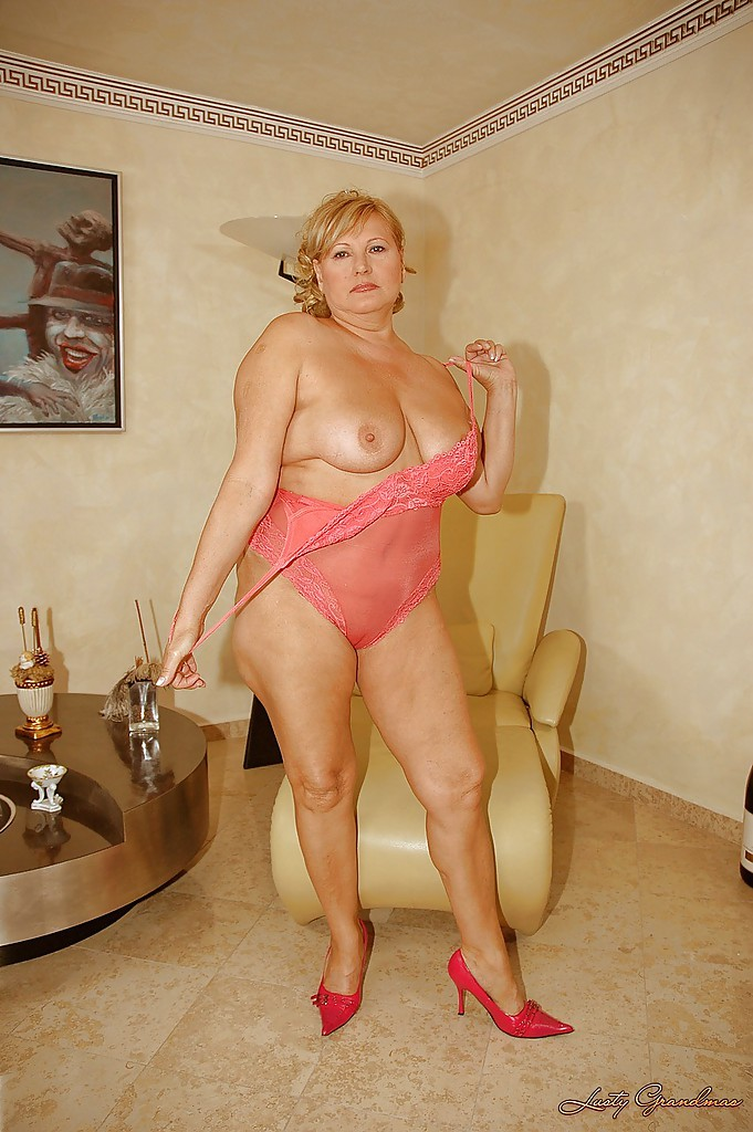 Buxom mature ladies