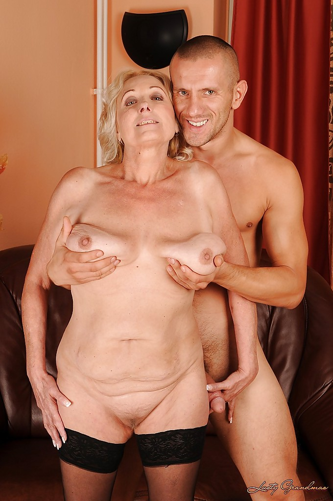 Free porn older woman