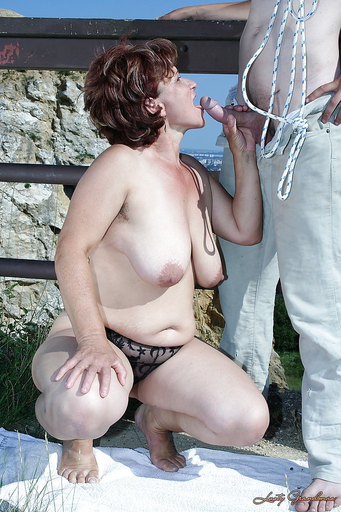 Fuck mature outdoor
