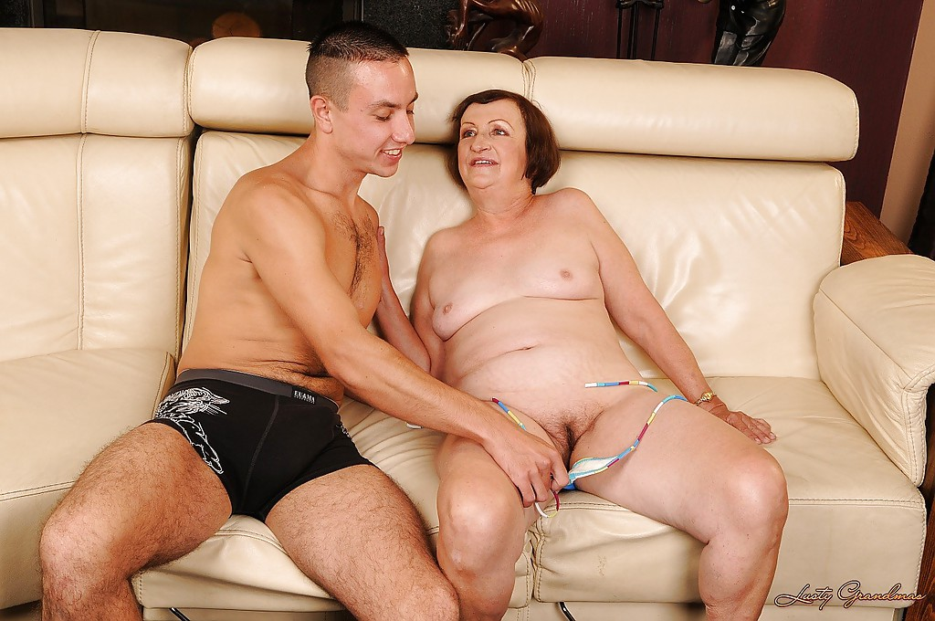 tickler lusty grandmas Eve