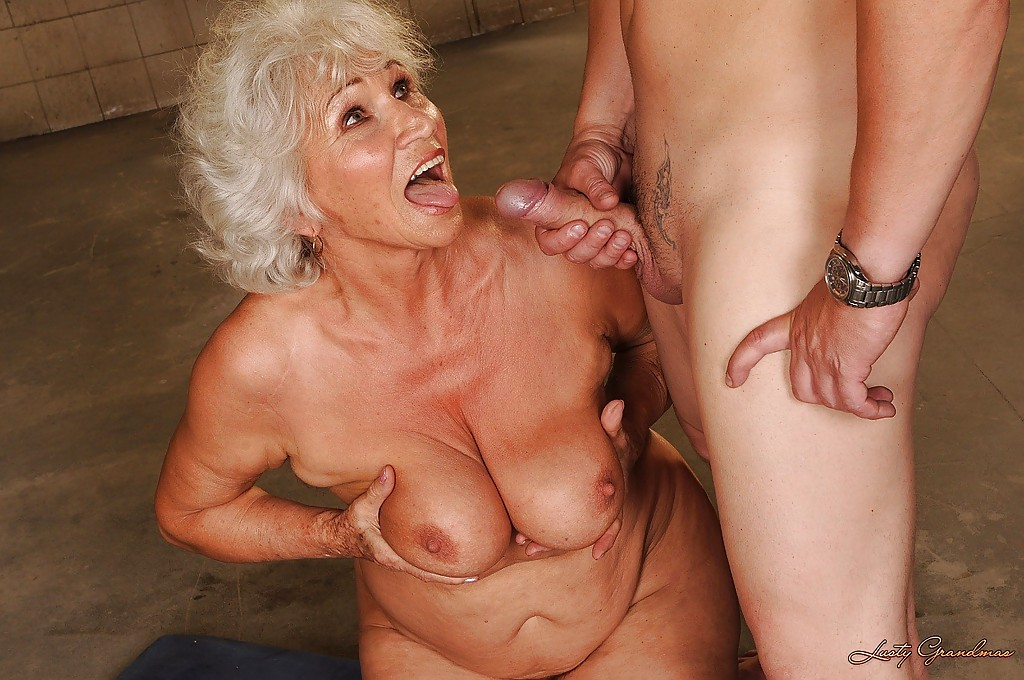 hardcore Granny boobs