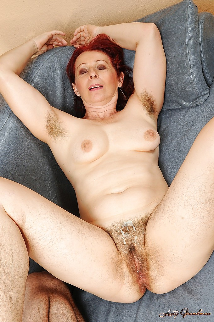 Well endowed mature woman