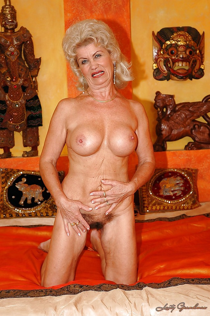 Naked grannies with big tits