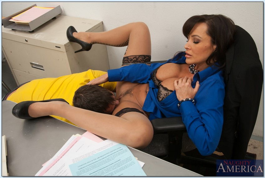 hardcore teacher movies - Gorgeous teacher in stockings Lisa Ann gets fucked hardcore by her ... jpg  850x571