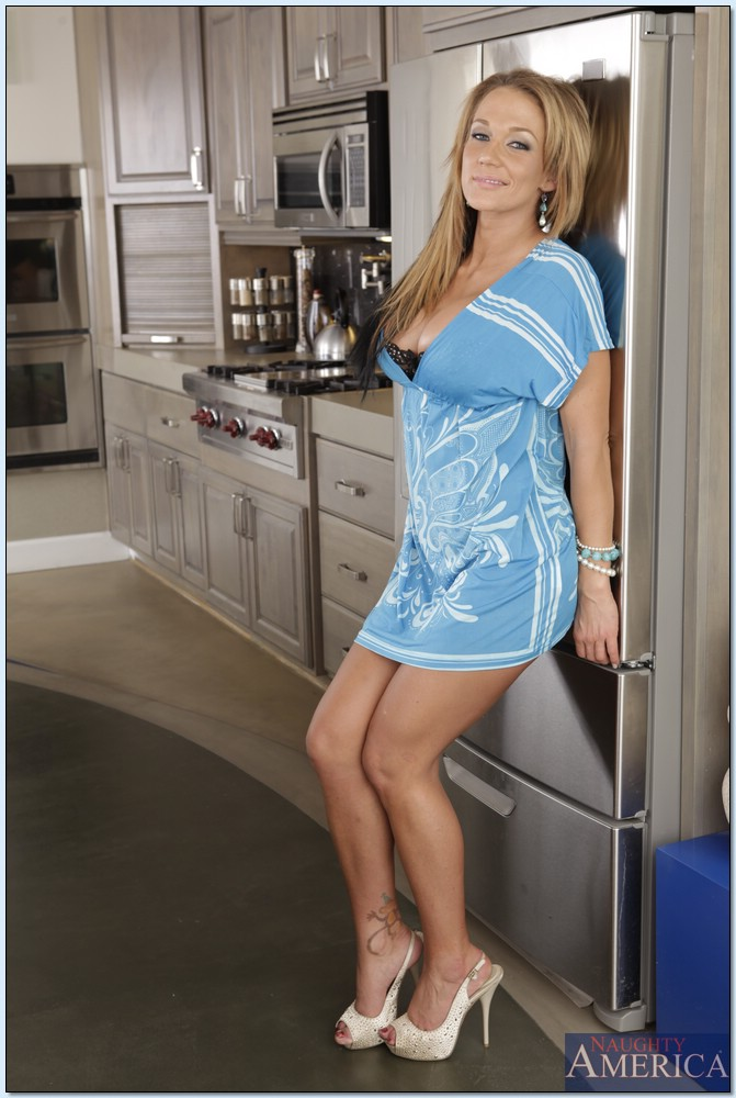 Lusty And Busty Housewives