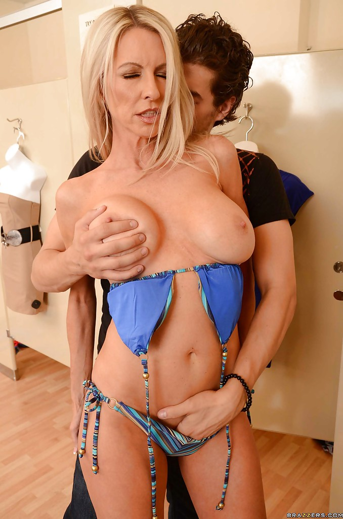 Starr milf hot blonde emma