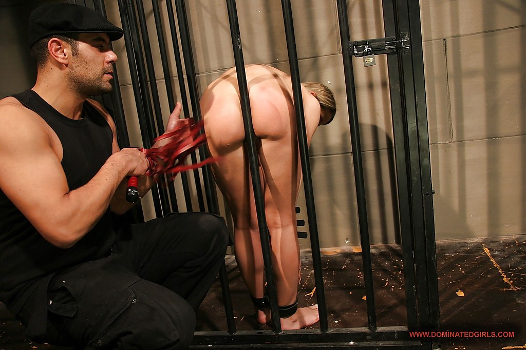 Apologise, but, cage babe bondage