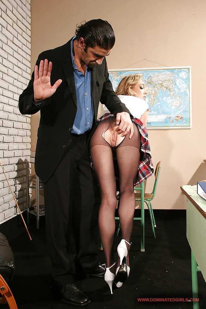 Submissive teacher shaved, wwe and tna divas naked
