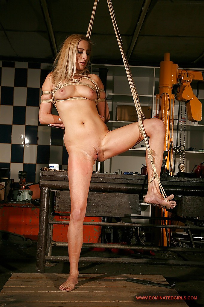 Forced shaved tied