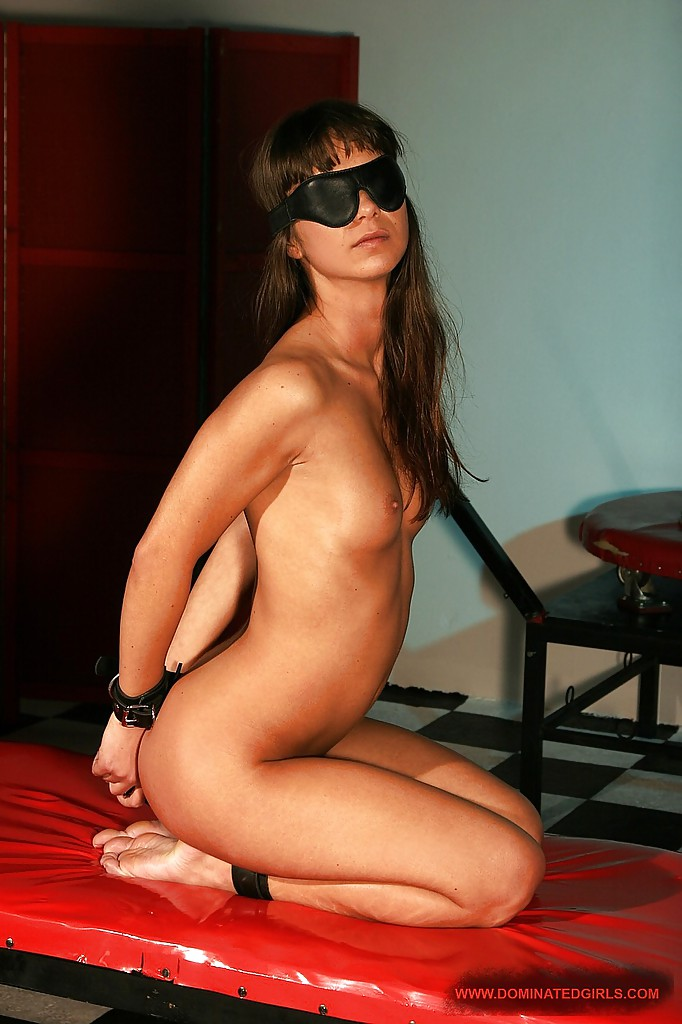 Blindly girlie Angelina Crow gets her snatch Bdsm excited for fornication porn photo #317832952 | Dominated Girls, Angelina Crow, Ass, Babe, Blindfold, Bondage, Shaved, mobile porn