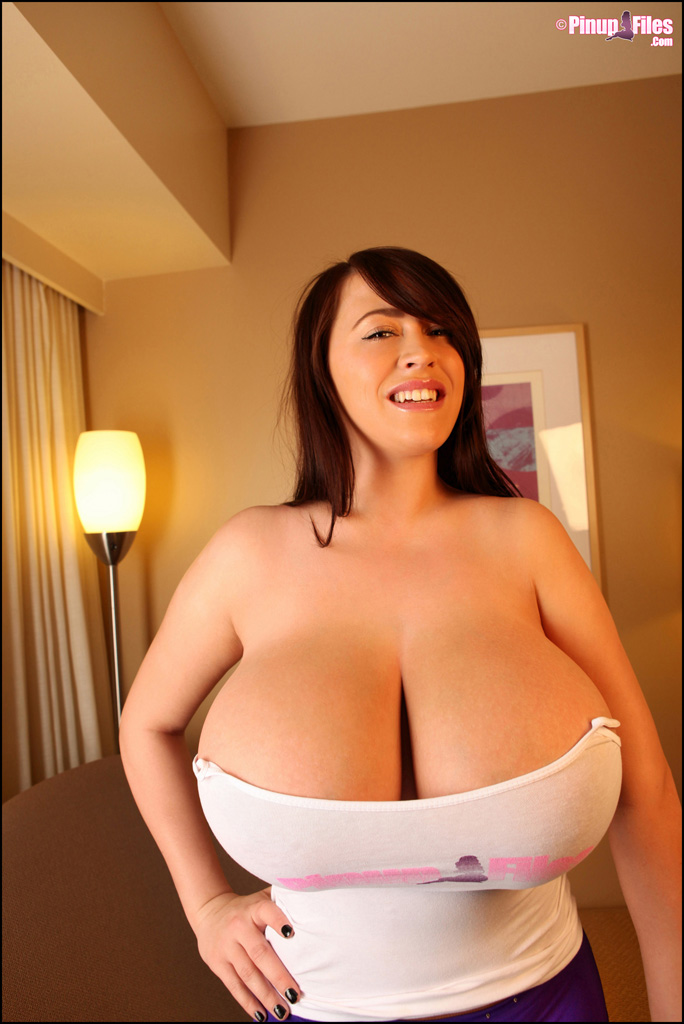 hottest big tits ever