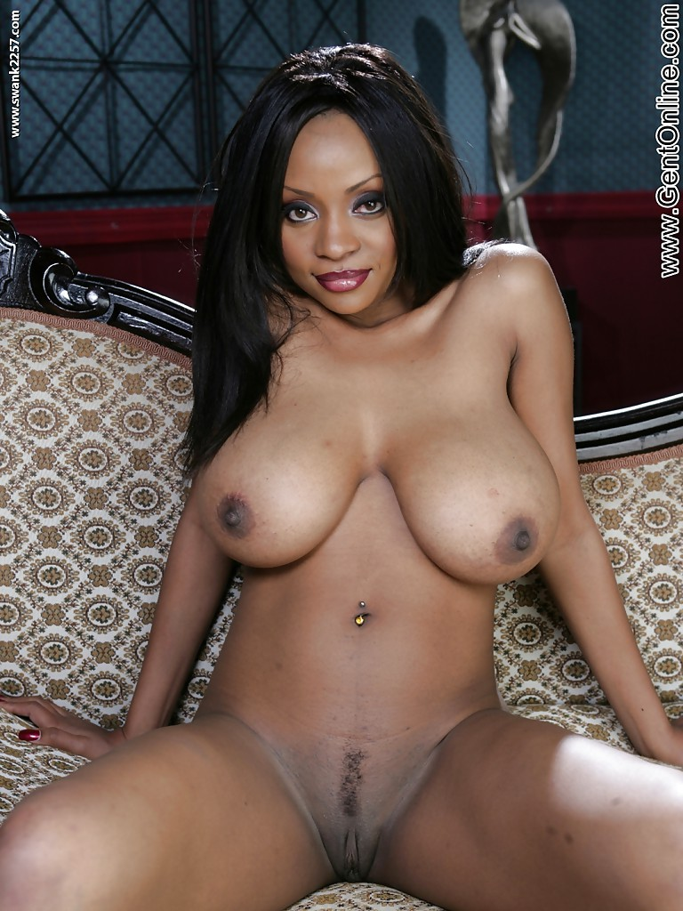 beautiful naked black pornstars