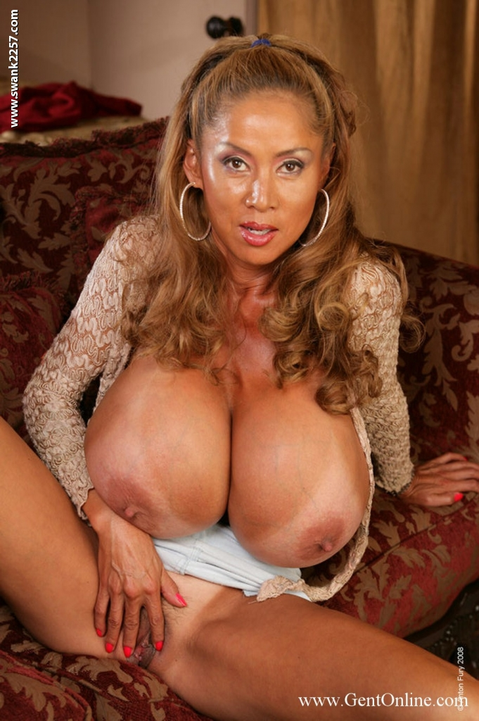 Unreal mature boobs and hairy pussies