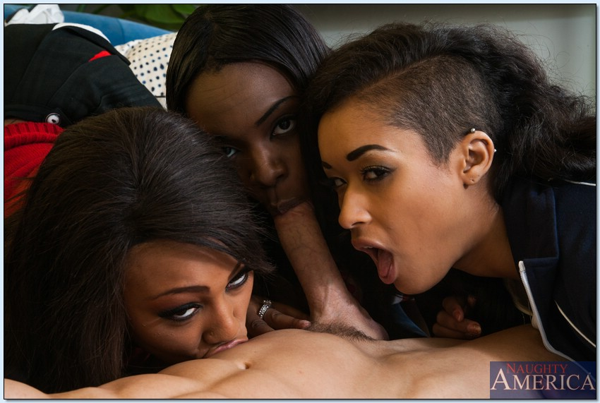 Leilani Leeane And Skin Diamond