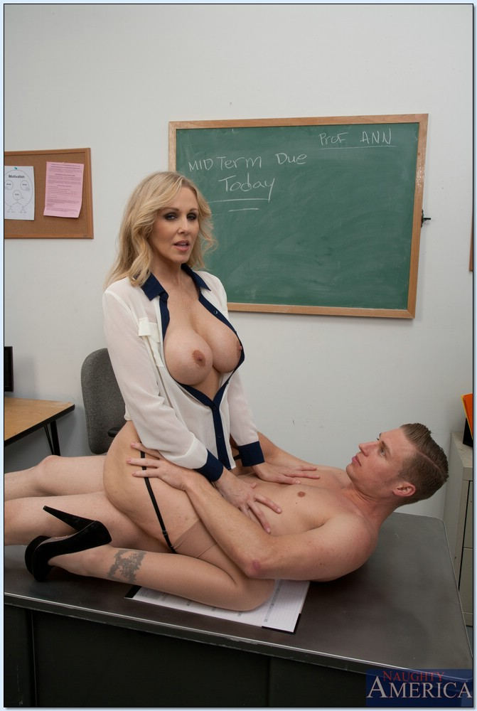 julia ann facial