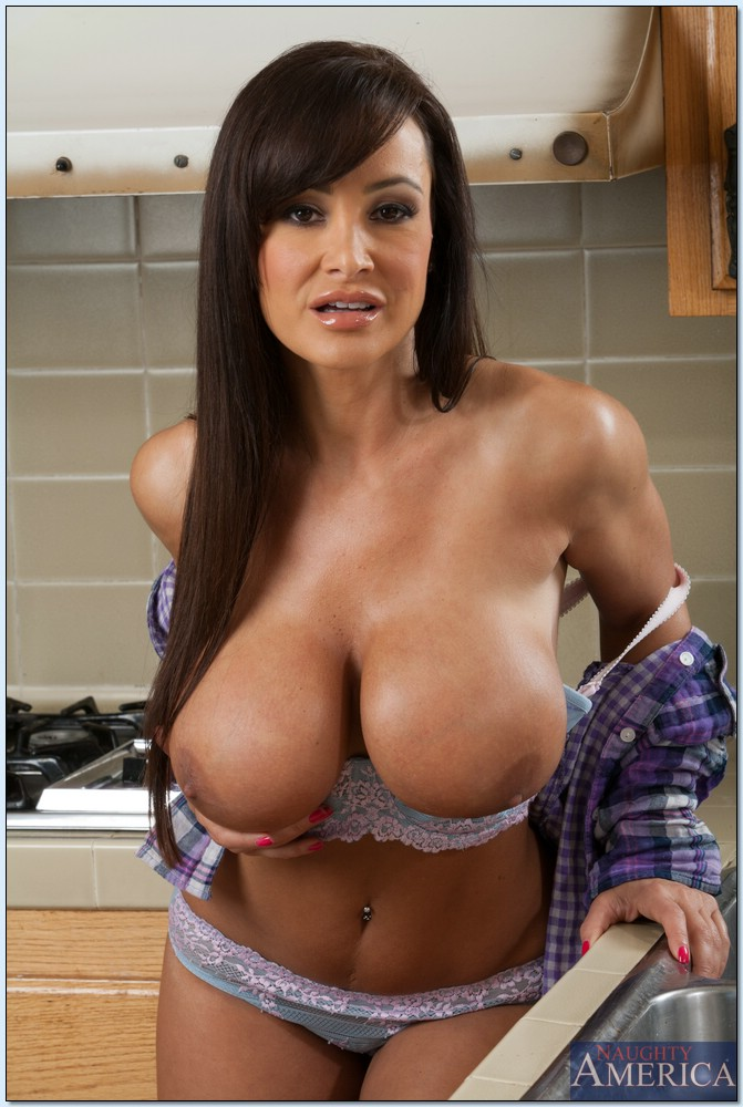 Big ass naked lisa ann something is
