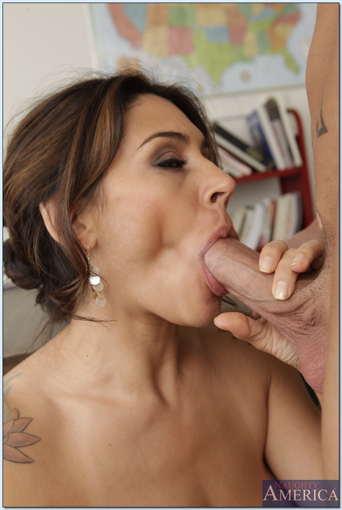 image Two gorgeous latin fuck by one bigcock