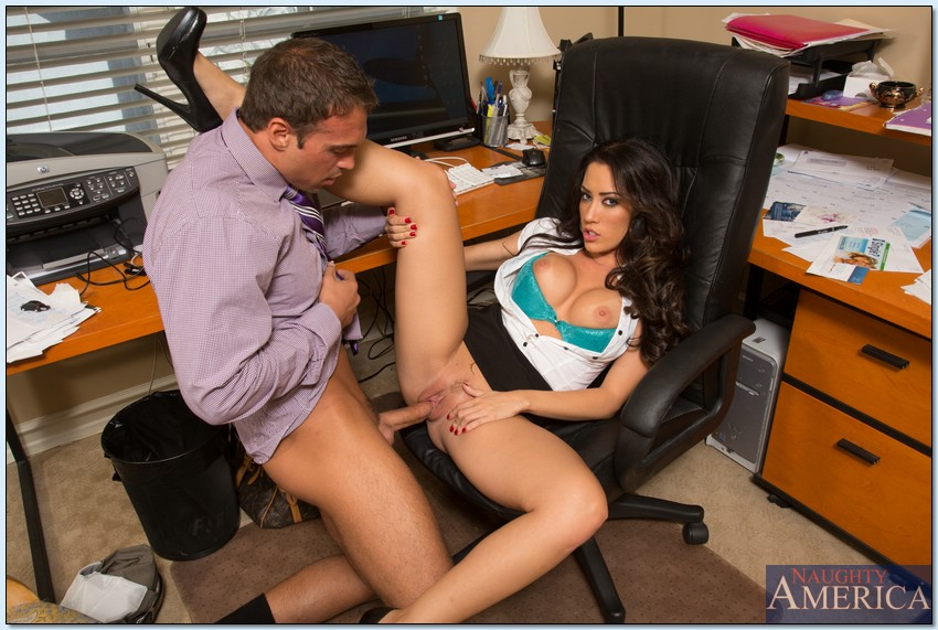 Capri Cavanni Naughty Office