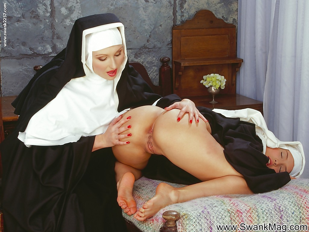 hot nun porn