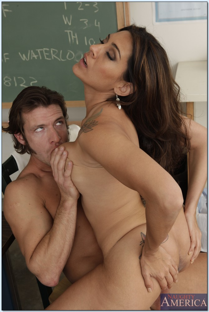 Fucked latina teacher